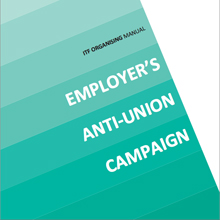 Employers anti-union campaign