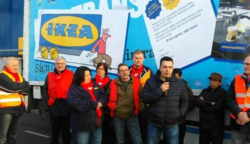 IKEA Christmas FNV