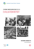 Informal Transport Workers Project Evaluation Report