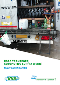 Road Transport Automotive Supply Chain COVER