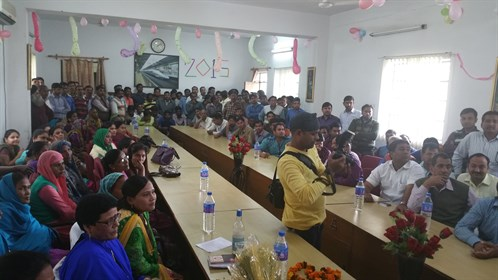 Women's & Youth Conference by HNZM branch Youth Wing