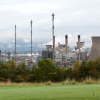 Grangemouth is an identified industrial hub