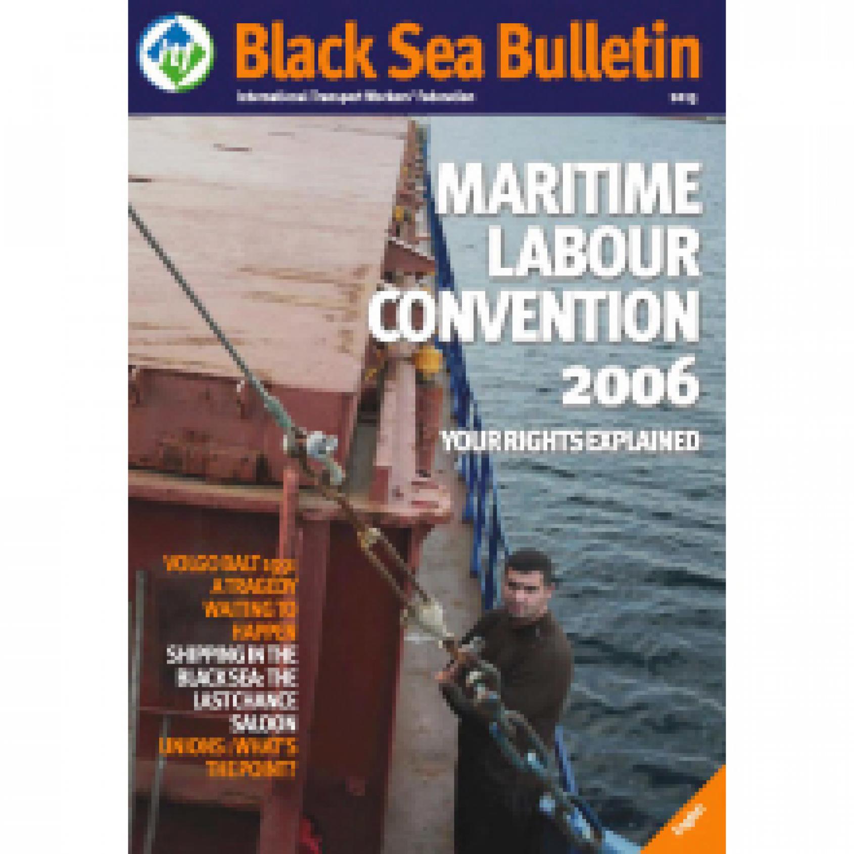 Black Sea Bulletin   ITF Global